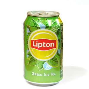 LIPTON ICE GREEN ORIGINAL 24 DOSEN JE 0,33L JETZT € 19,49