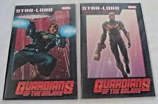 Guardians of the Galaxy Star Lord Tears for Heaven & Annihilation Quest LOT of 2