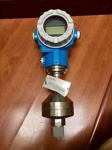 Endress + Hauser PMP75-1P9K7/101 Pressure Transmitter PMP75 Profibus PA