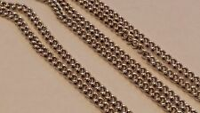 "JAMES AVERY Sterling Silver Light Curb Chain 20"" and 22"" Available"