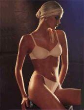 Chantelle lingerie soft Moulé Confortable Soutien-gorge baleiné soutien- gorge 40E-Bleu pâle 8e157d6f66c