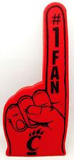University of Cincinnati Bearcats Foam #1 Fan Finger/Hand