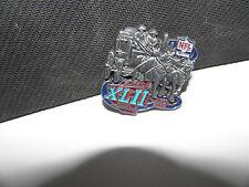 NFL Super Bowl XLII 42 2008 Alumni Media Press Pin