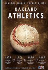 Oakland As Vintage World Series Film (DVD, 2006)