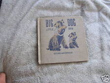 Big Dog Little Dog Golden Macdonald 1943