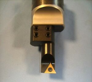 Boring Head Attachment .75...CNC Criterion, New Product, Indexable