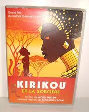 DVD KIRIKOU ET LA SORCIERE