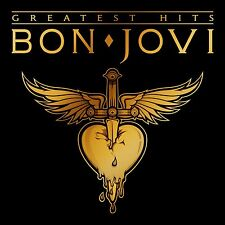 BON JOVI GREATEST HITS CD NEW