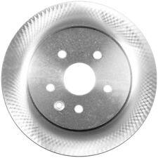 Disc Brake Rotor-Premium Brake Rotor Rear Bendix PRT5200