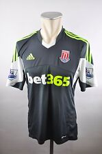 Stoke City Jersey Size m125 years Jersey Adidas 2013/2014 bet 365 Away Prime