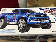 Tamiya 58663 1/10 RC Pick-up Truck CC01 Chassis Toyota Hilux Ext