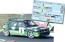 Decal 1:43 Sergio Pianezolla - LANCIA DELTA - Rally El Corte Ingles 1994