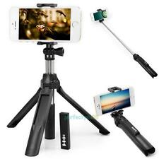 Bluetooth Selfie Stick Extendable Monopod Tripod Holder for iPhone Samsung HTC