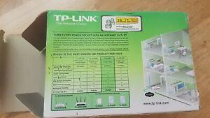 TP Link AV500 Nano powerline ethernet adapter