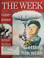 The Week Magazine Oct 2006 North Korea Kim Jong Il Gay Republican Near Mint