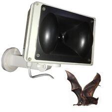 Repellente dissuasore ad ultrasuoni per pipistrelli- versione da esterno