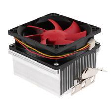 CPU Cooler Heatsink 8cm Fan for AMD CPU FM1/FM2/FM2+, AM2/AM2+/AM3/AM3+/AM4