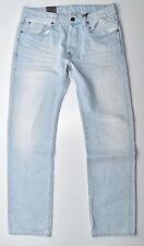 G-Star Raw Jeans-attacc straight-light aged w32 l32 nuevo!!!