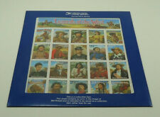 More details for recalled legends of the west stamps * bill pickett error  *  free u.k. shipping