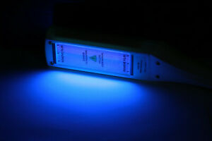 WOOD LAMP SKIN EXAMINATION, SKIN DISEASE DETECTION, BLACK LIGHT BLUE LAMP, BLB