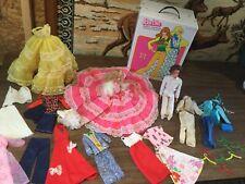 1967 Vintage Barbie Doll 1975 Ken Doll,Vintage Clothes,1975 Barbies Case