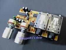 Karaoke Sound Board PT2399 + NE5532 Preamplifier Microphone Amplifier Assembled