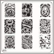 Moyou Piastra Quadrata per Stamping 403