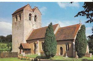 Buckinghamshire Postcard - St Bartholomew - Fingest   K101