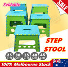 Kitchen Portable Plastic Foldable Step Stool Kids toilet Adult Camping Fishing
