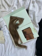 Milk & Blush Clip In Human Hair Extensions Hot Toffee 16-18 Beauty Works