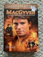 Macgyver Tv Series Complete First Season 1 Dvd Ec