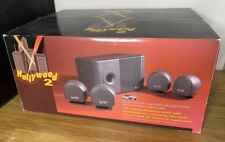 New Logisys Computer Hollywood II 32W RMS 4.1 Amplified Speaker System