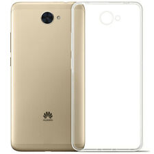 CoverKingz Huawei Y7 (2017) Hülle Soft Case Ultra-Slim 0,8mm Cover Transparent