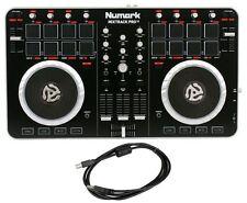 NEW Numark MixTrack Pro II 2 MIDI USB DJ Controller / Audio Interface