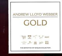 Andrew LLoyd Webber / Gold - Definitive Hit Singles