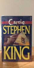 Stephen King Carrie Jim Phiesen Illustrated Hardcover