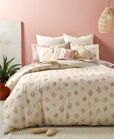 New Lucky Brand Joshua Tree Cream Blush Full Queen Comforter Bedspread