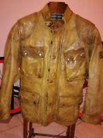 BELSTAFF jacket phanter 42 giubbino aviator giacca no colmar kway burberry