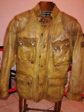 BELSTAFF jacket phanter 42 giubbino aviator giacca no burberry stone island kway