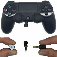 MINI MICROPHONE for SONY PS4 CONTROLLER smallest of it's kind HIGH QUALITY SOUND