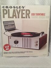 Crosley Player Turntable with USB Connection - Convert Vinyl to Digital