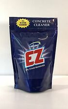 Waterless Driveway & Garage Floor Oil Stain Gunk Concrete Remover And Cleaner