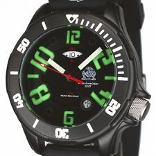 XL-Profi-Taucheruhr DEEP-SEA 20ATM GMT 3DZiffern T0239