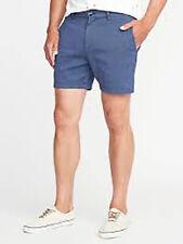 Old Navy Men's Slim Ultimate Indigo Built-In Flex Shorts - 7-Inch Inseam NWT