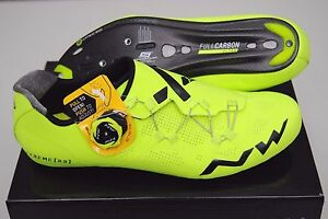 Scarpe Road Northwave Extreme RR Yellow Fluo/SHOES NORTHWAVE EXTREME RR
