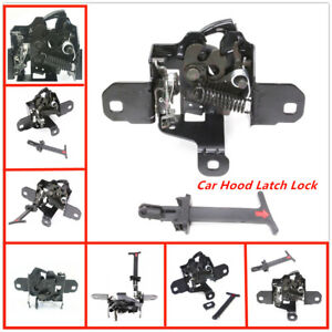 High Quality Car Hood Latch Lock W/Pull Handle,Fit for 199-2005 Golf and Jetta