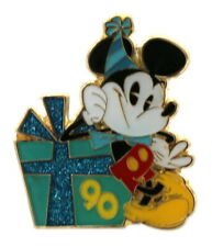 2018 Disney SHDL Mickey Mouse 90 Years Blue Pin