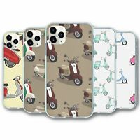 For iPhone 11 PRO MAX Silicone Case Cover Scooter Collection 1