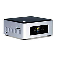 Intel NUC Mini Desktop PC HTPC 4K HDMI 2.5 Slot 2 8GB RAM HD Graphics SATA3