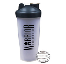 Gym Fitness Accessories Powdered Supplements Blender and Shaker Bottle 600ml Kit